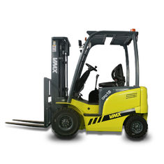 China electric lifts for warehouse reach lift truck CPD18 stand up electric forklift leverancier
