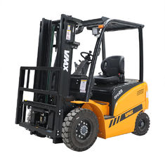 China 2.5T electric forklift with AC motor for driving and DC motor for lifting leverancier